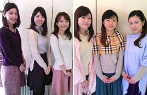 カラー診断・女子会13
