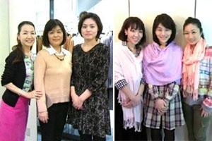 カラー診断・女子会15