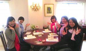 カラー診断・女子会1