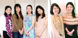 カラー診断・女子会9